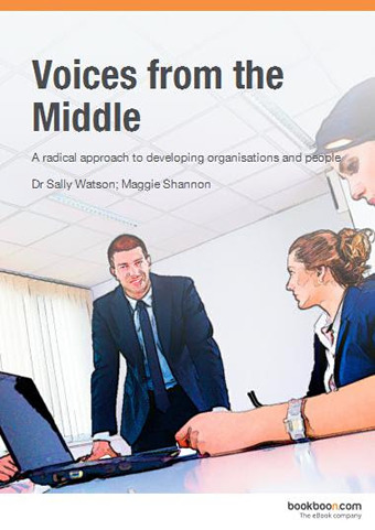 Voices from the Middle by Maggie Shannon and Dr. Sally Watson